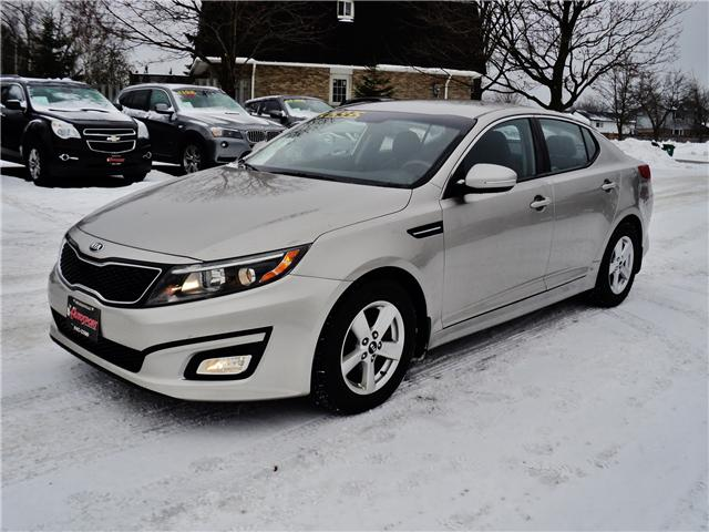 2015 Kia Optima LX (Stk: 1430) in Orangeville - Image 2 of 18