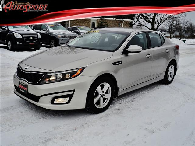 2015 Kia Optima LX (Stk: 1430) in Orangeville - Image 1 of 18