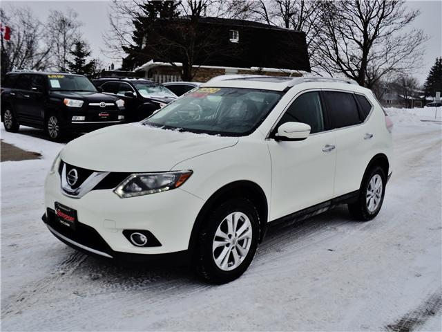 2015 Nissan Rogue SV (Stk: 1420) in Orangeville - Image 2 of 19