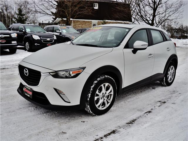 2016 Mazda CX-3 GS (Stk: 1399) in Orangeville - Image 2 of 21