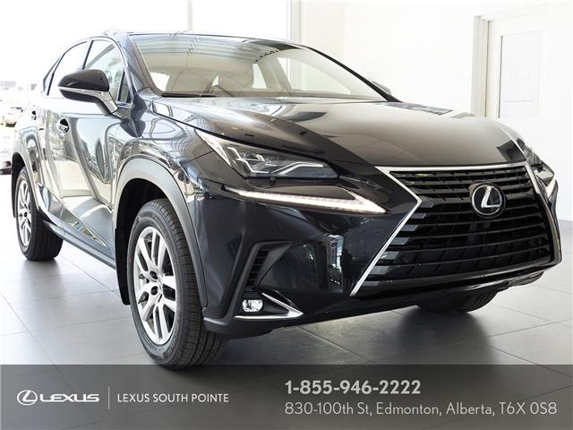 2019 Lexus NX 300 Base (Stk: L900285) in Edmonton - Image 1 of 21