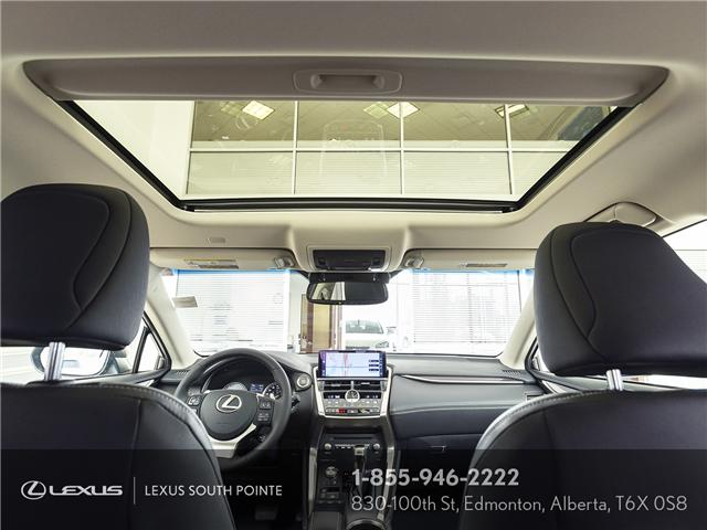 2019 Lexus NX 300 Base Luxury w/ navigation, rain-sensing