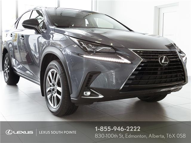 2019 Lexus NX 300 Base Luxury w/ navigation, rain-sensing