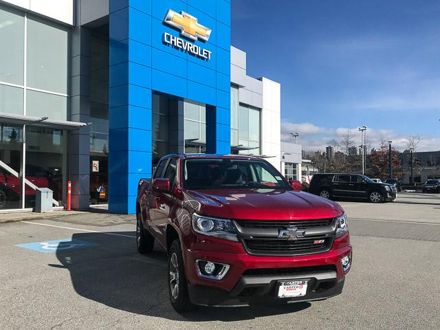 2019 Chevrolet Colorado Z71 (Stk: 9CL6796T) in North Vancouver - Image 2 of 13