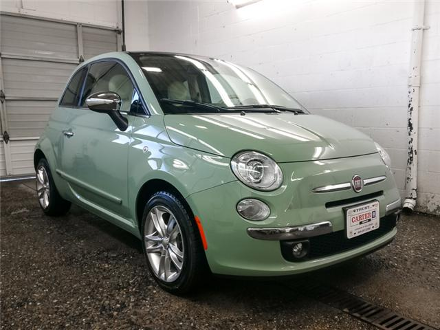 2015 Fiat 500 Lounge (Stk: B9-92851) in Burnaby - Image 2 of 24