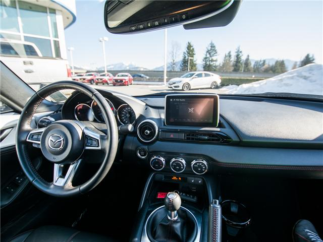 2016 Mazda MX-5 GT (Stk: 9M086A) in Chilliwack - Image 10 of 25