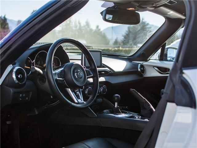 2016 Mazda MX-5 GT (Stk: 9M086A) in Chilliwack - Image 12 of 25