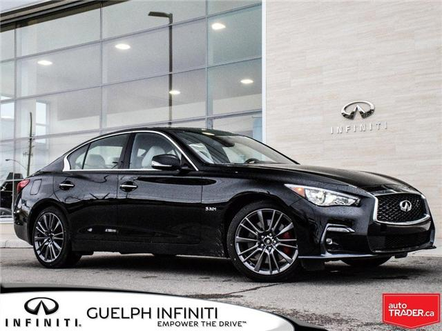 2019 Infiniti Q50 3.0t Red Sport 400 (Stk: I6860) in Guelph - Image 1 of 24