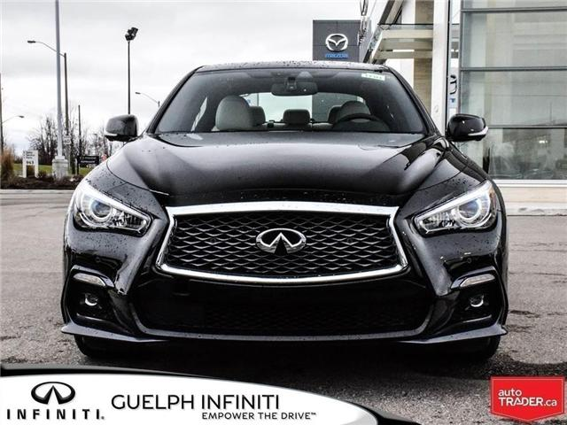 2019 Infiniti Q50 3.0t Red Sport 400 (Stk: I6860) in Guelph - Image 2 of 24