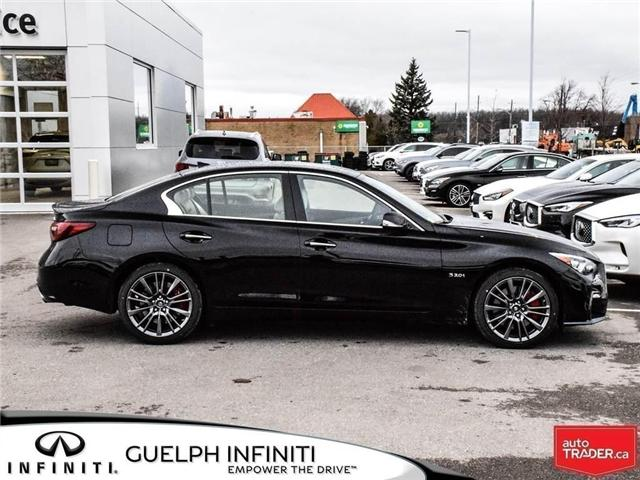 2019 Infiniti Q50 3.0t Red Sport 400 (Stk: I6860) in Guelph - Image 3 of 24