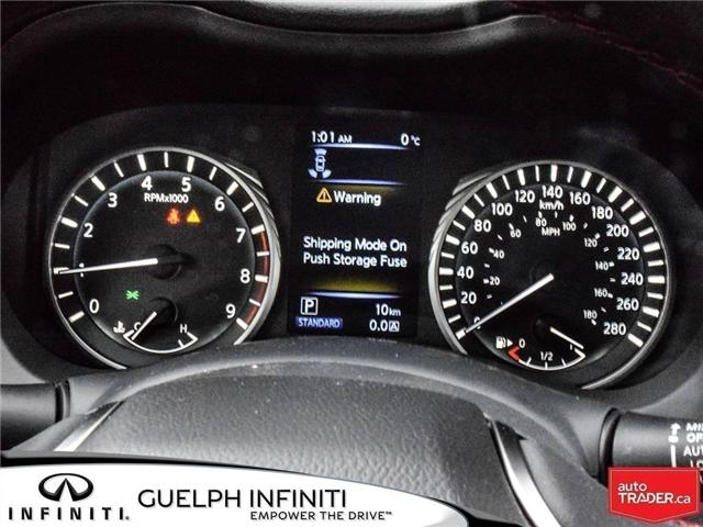 2019 Infiniti Q50 3.0t Red Sport 400 (Stk: I6860) in Guelph - Image 24 of 24
