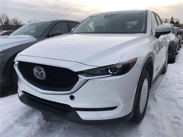 2019 Mazda CX-5 GS (Stk: 81473) in Toronto - Image 1 of 5