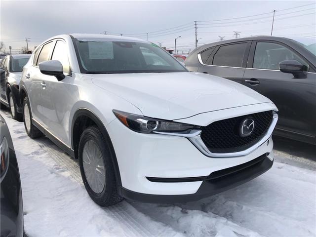 2019 Mazda CX-5 GS (Stk: 81473) in Toronto - Image 4 of 5