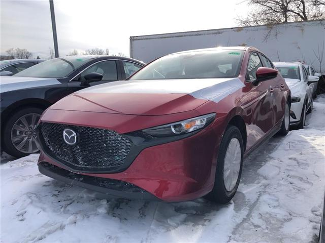 2019 Mazda Mazda3 GS (Stk: 81497) in Toronto - Image 1 of 5