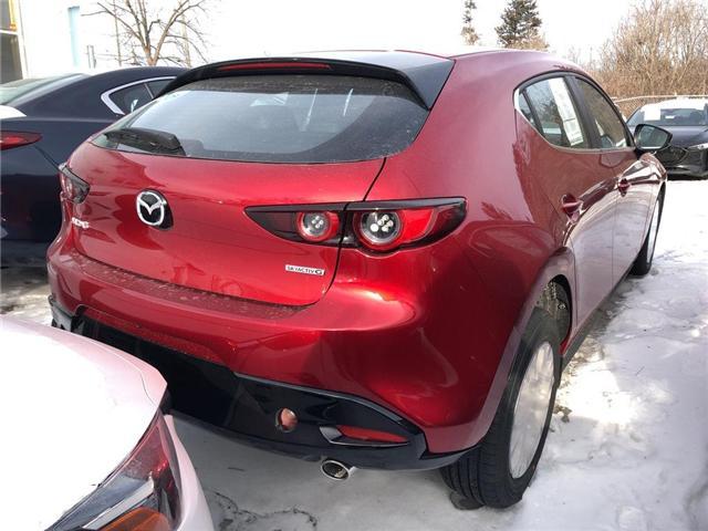 2019 Mazda Mazda3 GS (Stk: 81497) in Toronto - Image 3 of 5