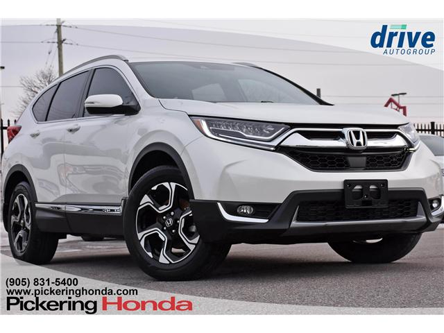 2018 Honda CR-V Touring 2HKRW2H91JH136548 P4691 in Pickering