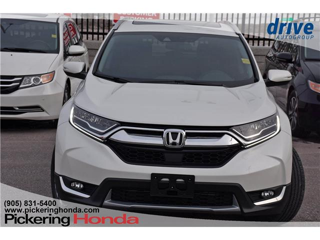 2018 Honda CR-V Touring (Stk: P4691) in Pickering - Image 3 of 30
