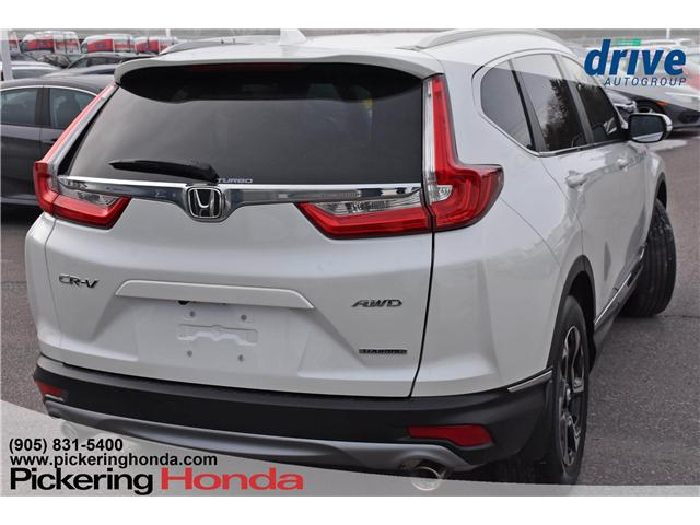 2018 Honda CR-V Touring (Stk: P4691) in Pickering - Image 7 of 30