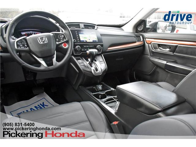 2018 Honda CR-V Touring (Stk: P4691) in Pickering - Image 2 of 30