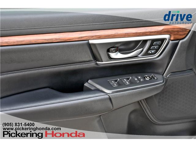 2018 Honda CR-V Touring (Stk: P4691) in Pickering - Image 20 of 30