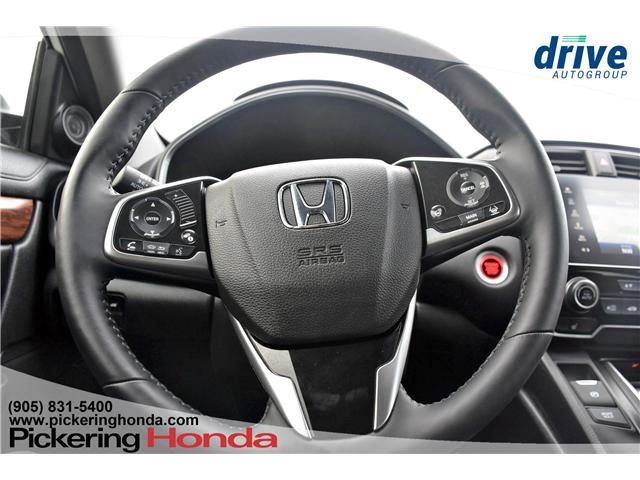 2018 Honda CR-V Touring (Stk: P4691) in Pickering - Image 22 of 30