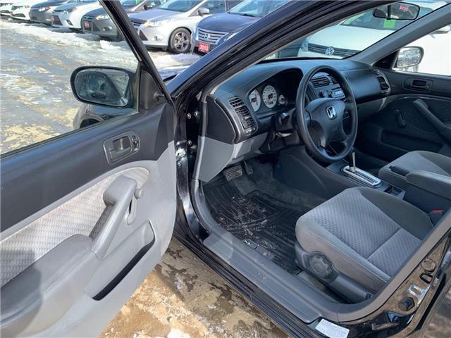 2004 Honda Civic DX-G (Stk: 909755) in Orleans - Image 8 of 19