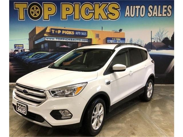 2018 Ford Escape SE (Stk: b90028) in NORTH BAY - Image 1 of 25
