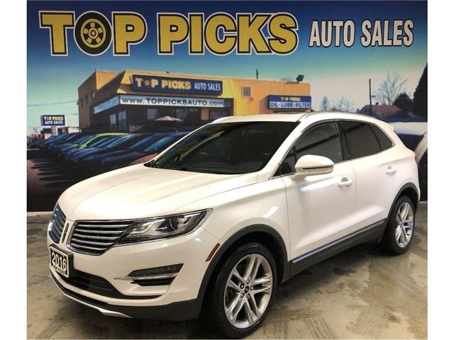 2016 Lincoln MKC Reserve (Stk: j02866) in NORTH BAY - Image 1 of 28