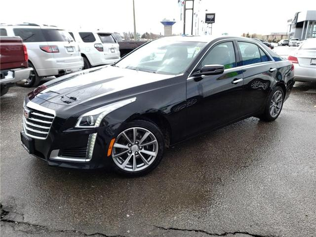 2018 Cadillac CTS 3.6L Luxury (Stk: N13264) in Newmarket - Image 8 of 30