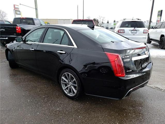 2018 Cadillac CTS 3.6L Luxury (Stk: N13264) in Newmarket - Image 12 of 30