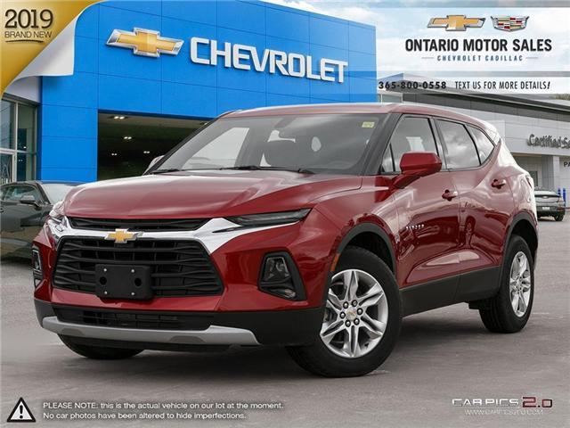 2019 Chevrolet Blazer 3.6 (Stk: T9597541) in Oshawa - Image 1 of 19