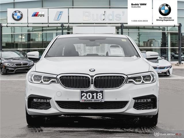 2018 BMW 540i xDrive (Stk: DB5524) in Oakville - Image 2 of 21
