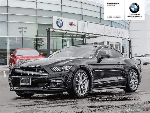 2017 Ford Mustang  (Stk: T684092A) in Oakville - Image 1 of 22