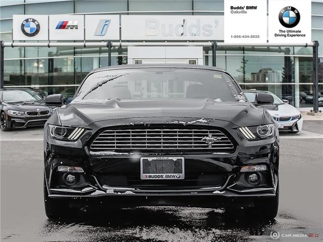2017 Ford Mustang  (Stk: T684092A) in Oakville - Image 2 of 22