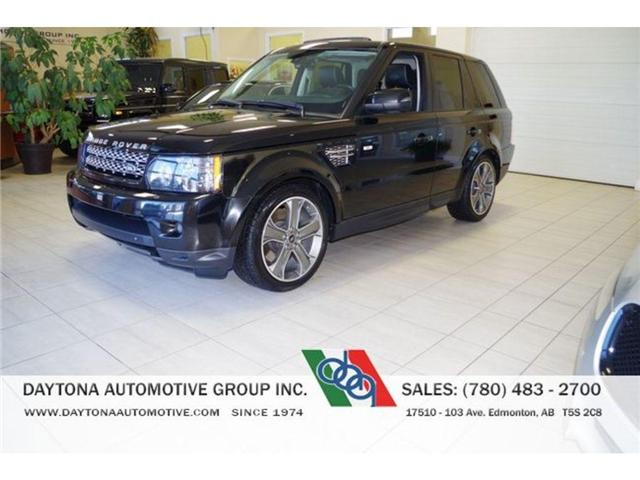 2013 Land Rover Range Rover Sport HSE (Stk: 8233) in Edmonton - Image 1 of 19