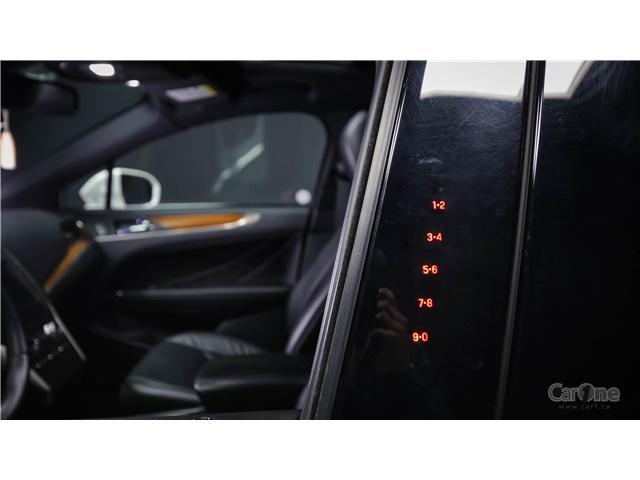 2017 Lincoln MKC Select (Stk: CJ19-72) in Kingston - Image 30 of 35