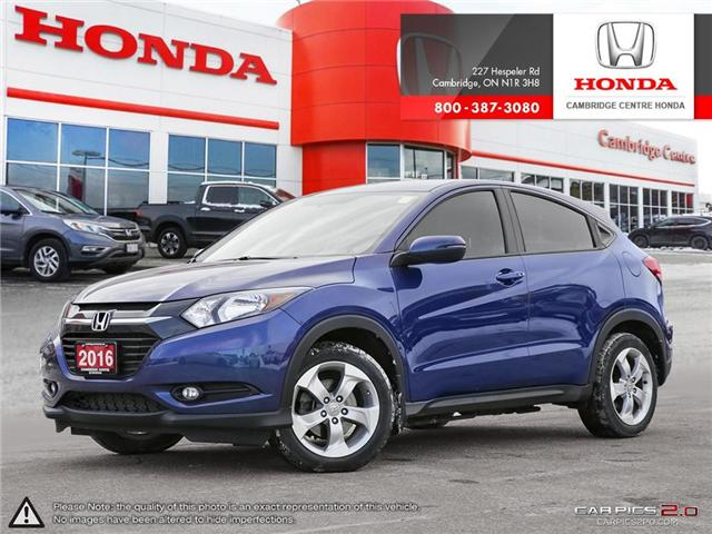 2016 Honda HR-V EX 3CZRU6H5XGM112062 19431A in Cambridge