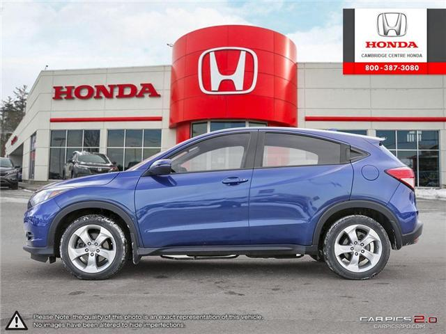 2016 Honda HR-V EX (Stk: 19431A) in Cambridge - Image 3 of 27