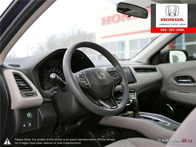 2016 Honda HR-V EX (Stk: 19431A) in Cambridge - Image 13 of 27