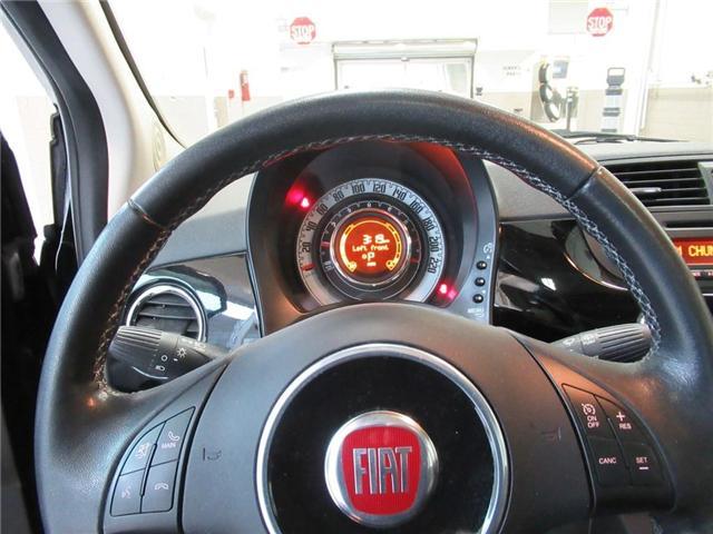 2014 Fiat 500 Lounge (Stk: 15689AB) in Toronto - Image 16 of 17