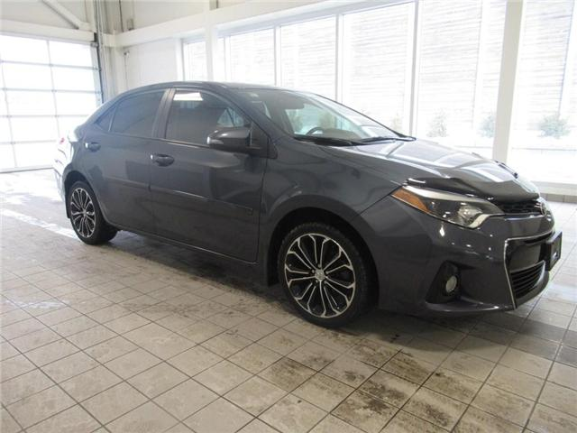 2015 Toyota Corolla S (Stk: 15958A) in Toronto - Image 1 of 13