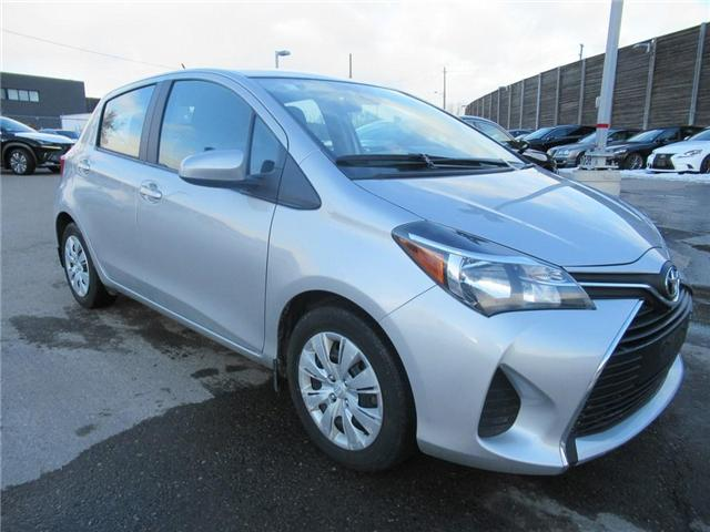 2017 Toyota Yaris LE (Stk: 15960A) in Toronto - Image 1 of 10