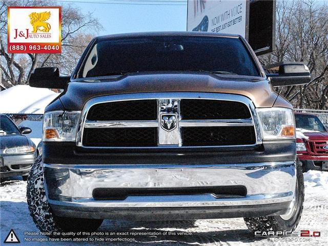 2012 RAM 1500 ST (Stk: J19010) in Brandon - Image 2 of 27