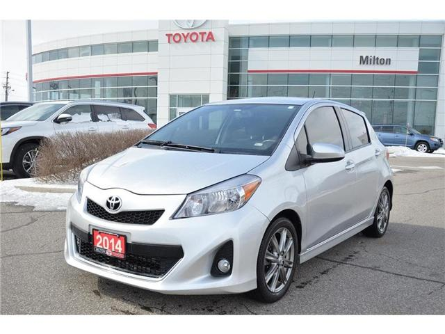 2014 Toyota Yaris  (Stk: 576319) in Milton - Image 1 of 19