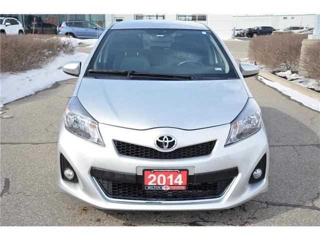 2014 Toyota Yaris  (Stk: 576319) in Milton - Image 2 of 19
