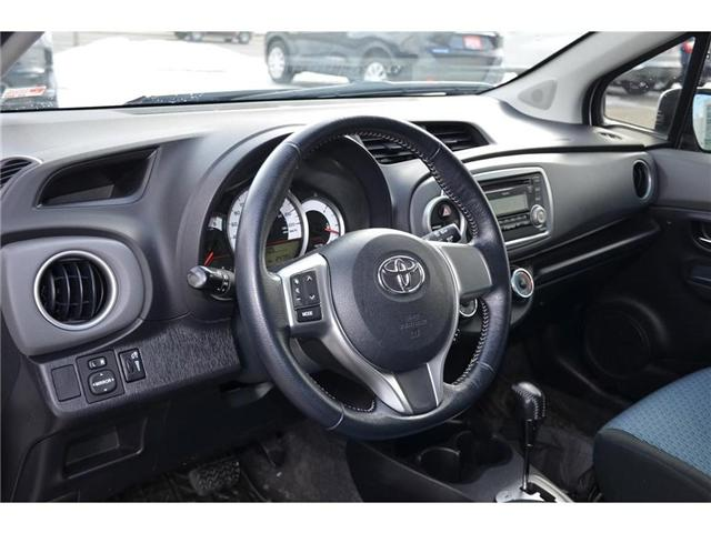 2014 Toyota Yaris  (Stk: 576319) in Milton - Image 7 of 19