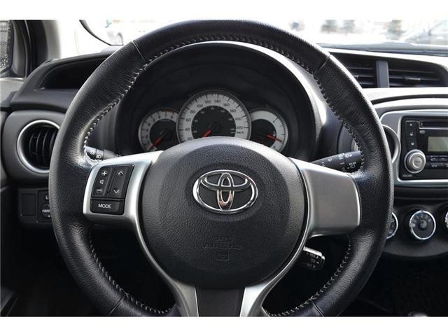 2014 Toyota Yaris  (Stk: 576319) in Milton - Image 10 of 19