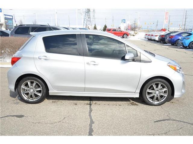 2014 Toyota Yaris  (Stk: 576319) in Milton - Image 13 of 19