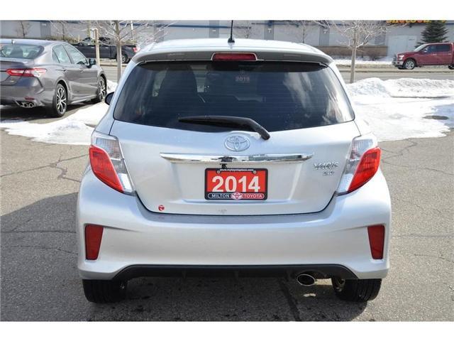 2014 Toyota Yaris  (Stk: 576319) in Milton - Image 15 of 19