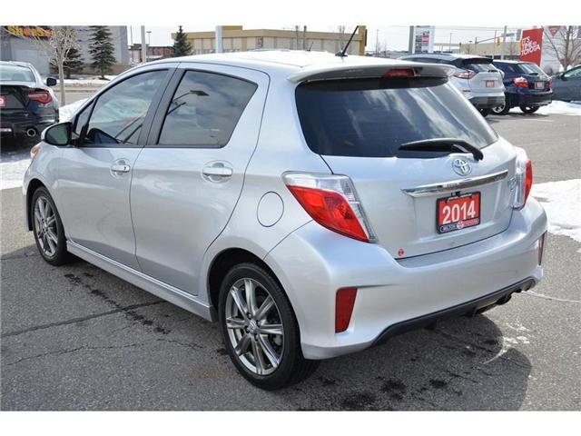 2014 Toyota Yaris  (Stk: 576319) in Milton - Image 16 of 19